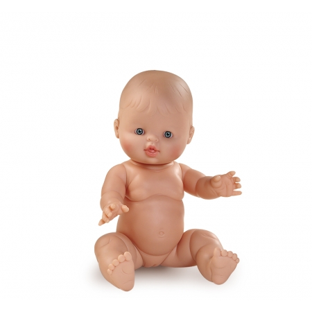 Paola Reina Baby pop Alicia ongekleed, 34cm