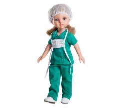 Paola Reina pop Carla, chirurg, 32cm