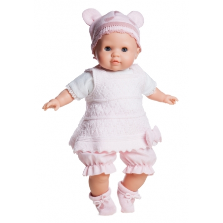Lola, 36cm, Paola Reina pop in winterkleding