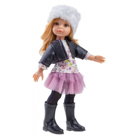 Paola Reina pop Amigas Dasha winter, 32 cm